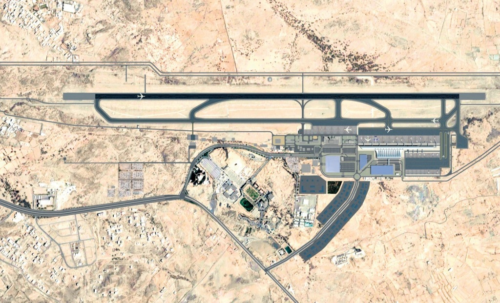 Abha L Pro L New Abha Airport International Skyscrapercity
